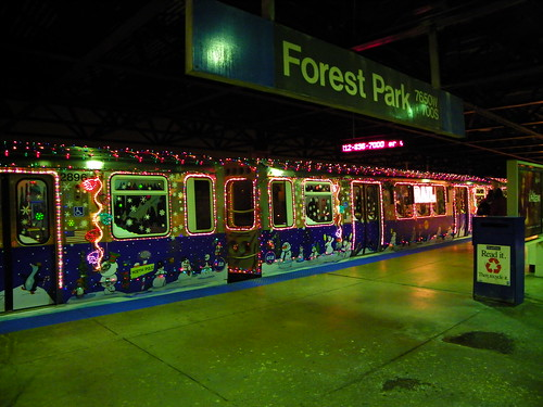 CTA Holiday Train 2009 11.29 (2)