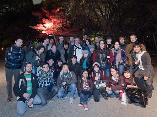 FTPS Momiji Meetup groupshot