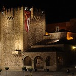 Cáceres: bujaco nocturno