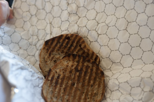 Bagel from Atlanta Bread