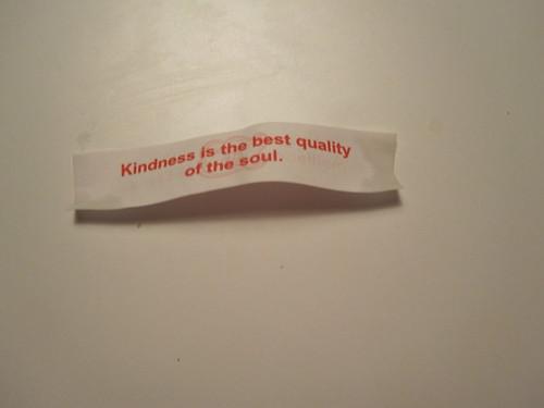 My fortune