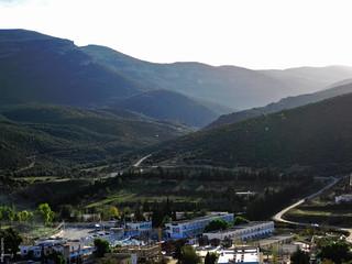 Hammam Essalhine Aquae Flaviane Khenchela Mont View 2