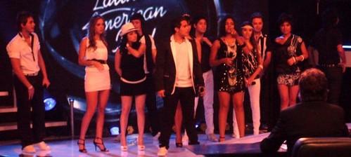 la final del latin american idol