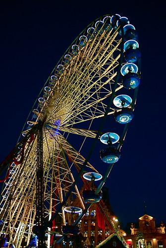 The Xmas wheel