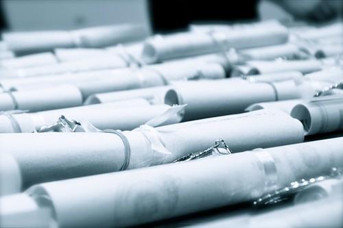 Diplomas! by ser g/o, on Flickr