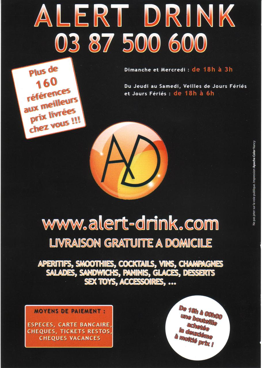 Alert Drink