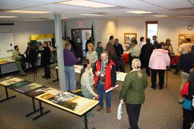 Open House at the Chequamegon-Nicolet National Forest facility