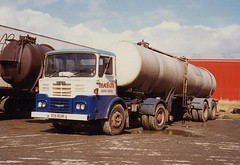 Mason's Big J4T, COA 404K (ergomammoth) Tags: guy truck shrewsbury lorry masons bigj