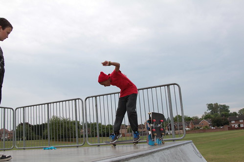 Skaters Coleshill - 07 May 2011 - 10