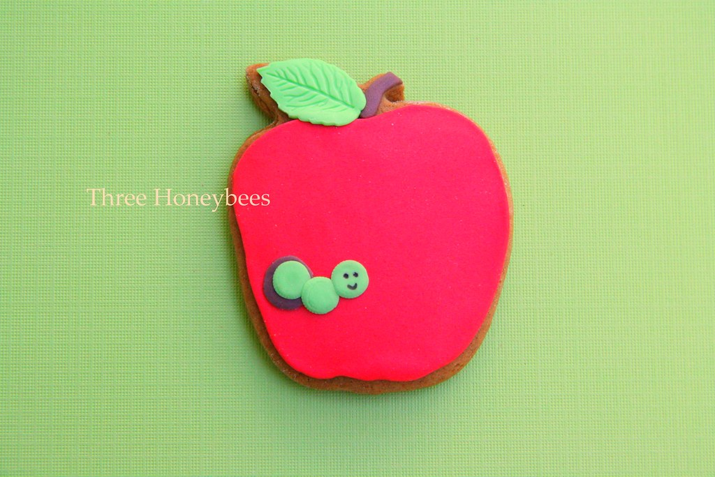 Apple from the Teacher