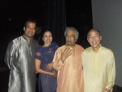 "with Vineet Vyas, Bageshree Vaze and Pandit Birju Maharaj (Toronto 2006) • <a style=""font-size:0.8em;"" href=""http://www.flickr.com/photos/35985863@N07/5830412609/"" target=""_blank"">View on Flickr</a>"