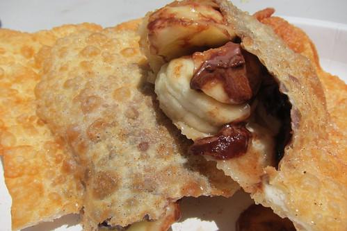 Ta Bom: Nutella + Banana Pastel