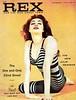 Rex Magazine (kevin63) Tags: lightner vintagecheese facebook mens magazine woman cover sixties seventies60s 70s laff rex julienewmar man about town december