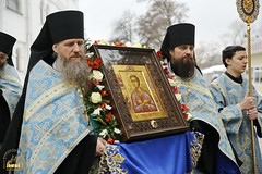 The Laying of the Foundation Stone of Saint John the Russian's Church / Закладка храма св. Иоанна Русского (3) 20.02.2017