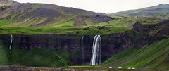 This is Seljalandsfoss [Explored Feb 22, 2017] (G_E_R_D) Tags: seljalandsfoss iceland waterfall island wasserfall iceland'smostfamouswaterfall
