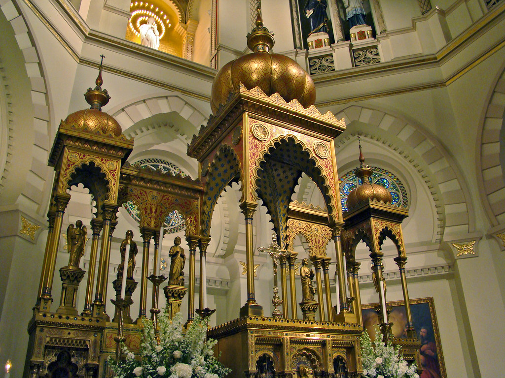 DSC06478 Jesuit Church main altar