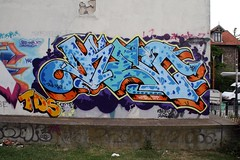 KET/the 93 section/Paris/2009 (KET ONE) Tags: paris graffiti pieces burners ket tds alanket