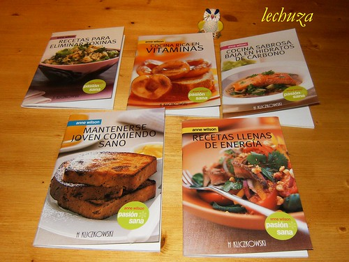LIbros cocina-Pasión sana