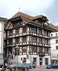 Buildings, Lucerne, Switzerland (Snuffy) Tags: oldtown lucerne switzerland heartawards
