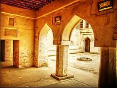 Shaikh Isa bin Ali's Leewan (Arabic الليوان)