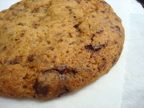 Chocolate chip cookie from Bi-Rite, SF