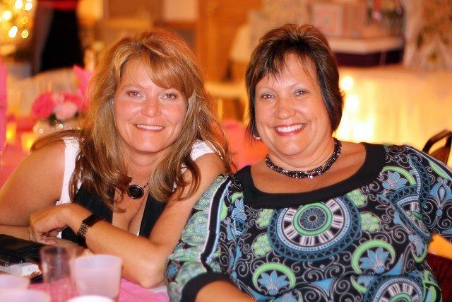 Mom & Aunt Kathy