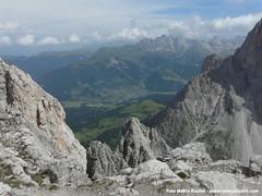 Dalla cima del Sasso Piatto (BZ)