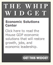 Michele Bachmann's The Whip Widget