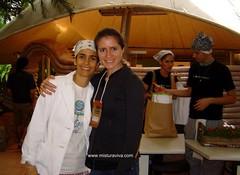 CRUlinarista Tiana Rodrigues e Ursula