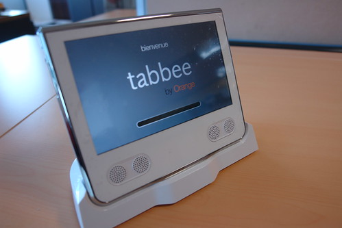 Tabbee : la tablette multimédia tactile