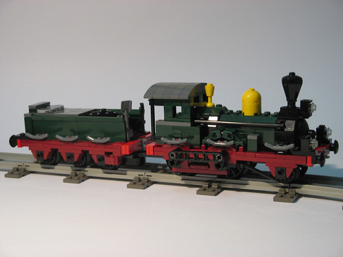 scruffulous' Victorian Railways B Class locomotive