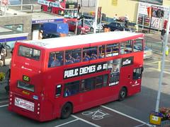 Incident in Blackhorse Road (Richard and Gill) Tags: bus london smash crash accident incident e17 walthamstow collision 158 walthamforest londonbus tfl transportforlondon blackhorseroad