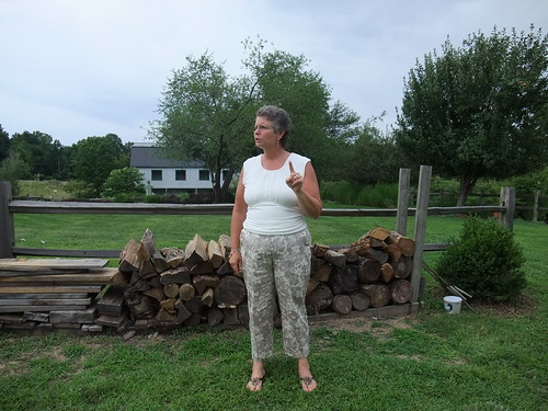 Innkeeper Ellen at the Inn at Cedar Falls
