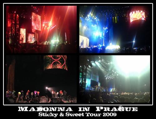 Madonna - Sticky & Sweet Tour 2009