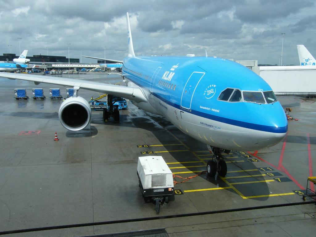 KLM-airbus
