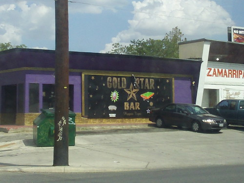 gold star bar