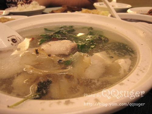 你拍攝的 天麻魚片湯。