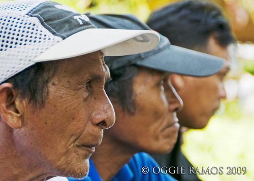Balangay Maiden Voyage Bajau Faces