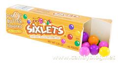 Sixlets P-NOT