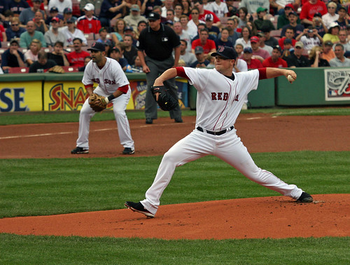 Jon Lester Pitches