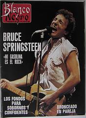 Portada de Blanco y Negro julio 1988