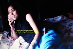 Chakma singer (Bhante Pragya) Tags: pragya chakma mizoram bhikkhu bhante