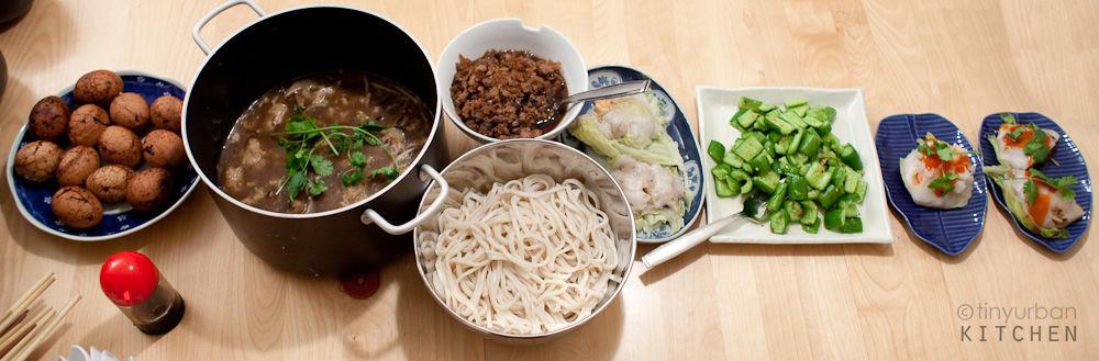 Taiwanese Street Food Dinner