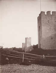 Visby City Wall, Gotland, Sweden (Swedish National Heritage Board) Tags: tower wall fence medieval fortifications defence visby worldheritage hanseatic riksantikvariembetet theswedishnationalheritageboard