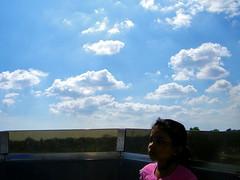 Riding High (Maia C) Tags: michigan statefair detroit fair ferriswheel rides midway michiganstatefair maiac kodakz1015 kodakeasysharez1015is
