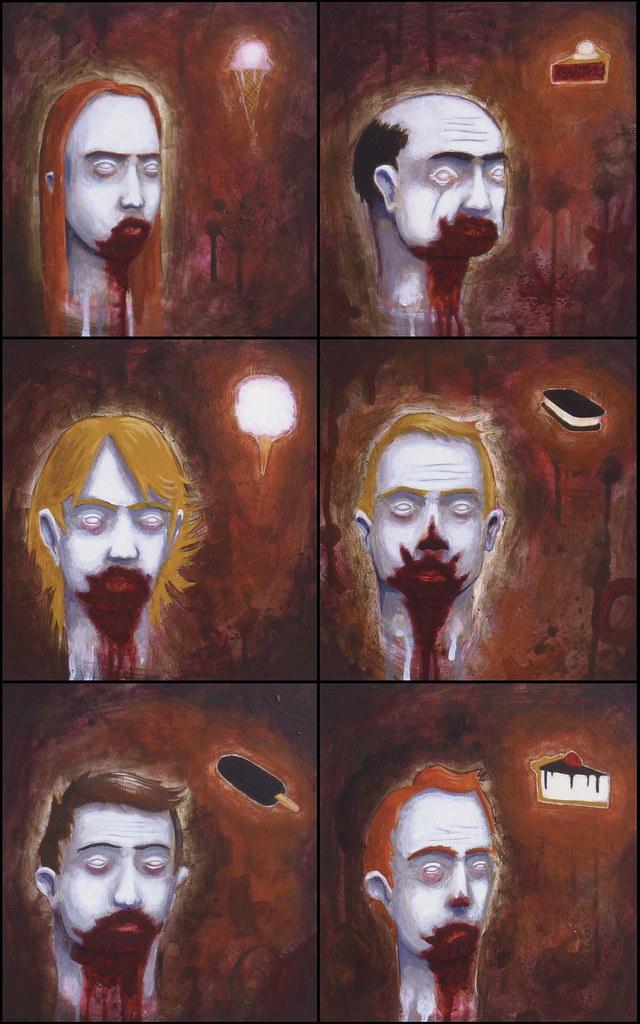 zombie sweets