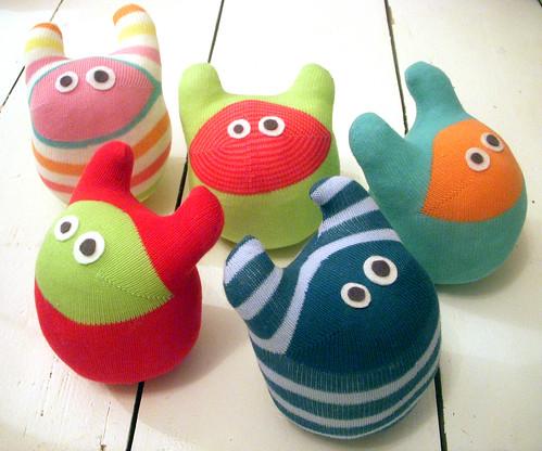 3977387595 9500fe4170 Çorap oyuncaklar