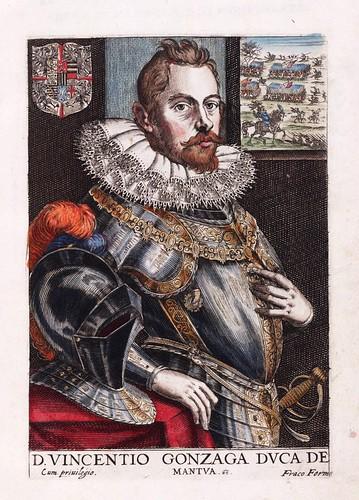 002-El duque de Mantua-Habiti d'hvomeni et donne venetiane 1609