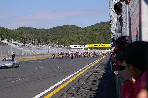 サイクル耐久レース in 岡山国際サーキット #8