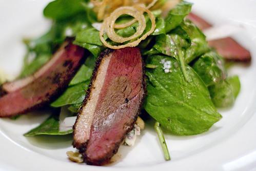 Tasso Duck Salad